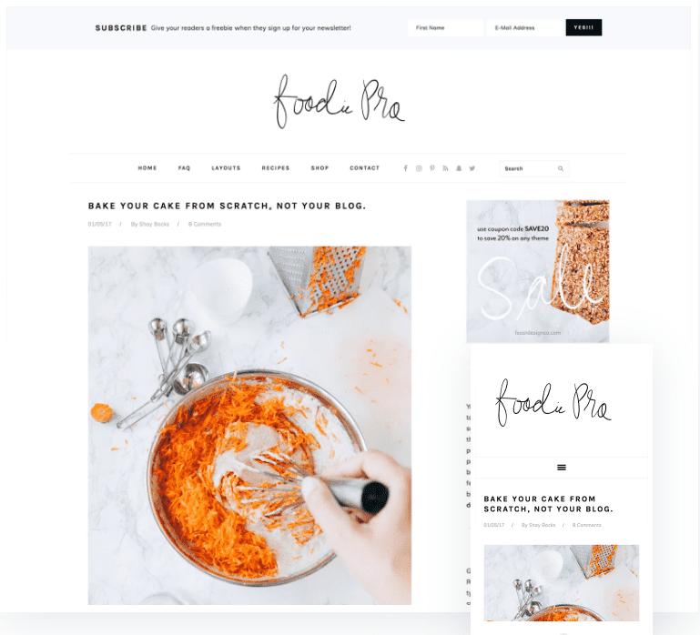 foodie pro feast design co